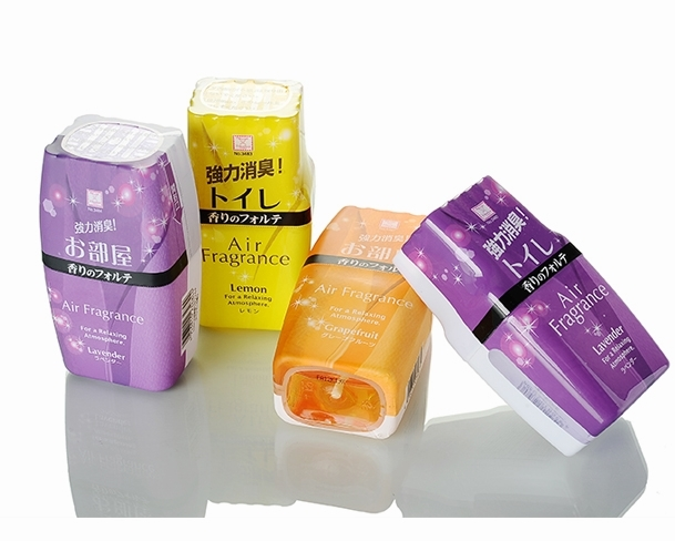日本进口空气清新剂液体卧室芳香剂卫生间清香剂厕所除味剂除臭剂