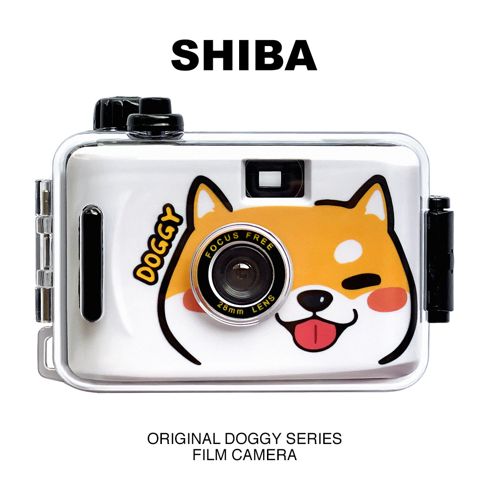 DOGGY胶片胶卷复古可爱傻瓜相机胶片机学生情侣情人节生日礼物