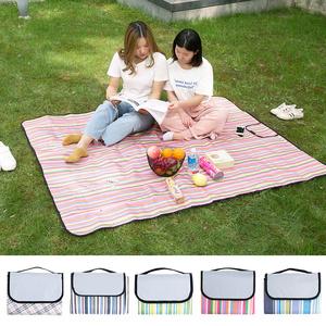 户外便携地垫野餐垫防潮垫 可折叠野餐布春游垫子牛津布防水野炊