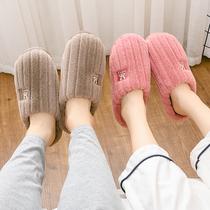 亚麻拖鞋女夏室内情侣防滑四季家居家用爱亲子儿童棉麻拖鞋男士