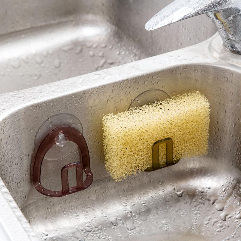 Домой домой присоска аквариум дренажный губка хранение полка кухня пруд мыло стойка дренажный полка стеллажи