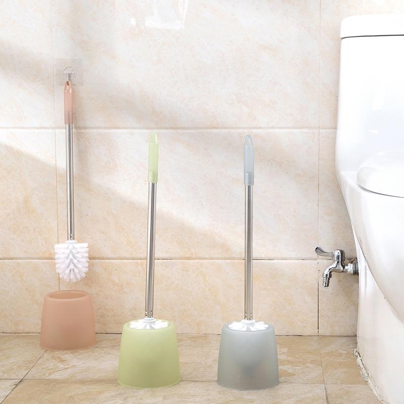 11月06日最新优惠居家家 不锈钢马桶刷卫生间刷子 创意清洁套装无死角厕所刷洁厕刷