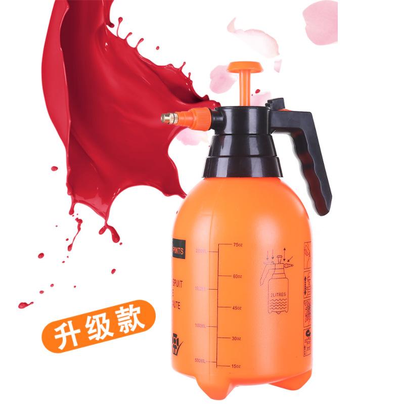 园艺家用洒水壶浇花喷壶喷雾瓶气压式喷雾器消毒压力浇水壶喷水壶