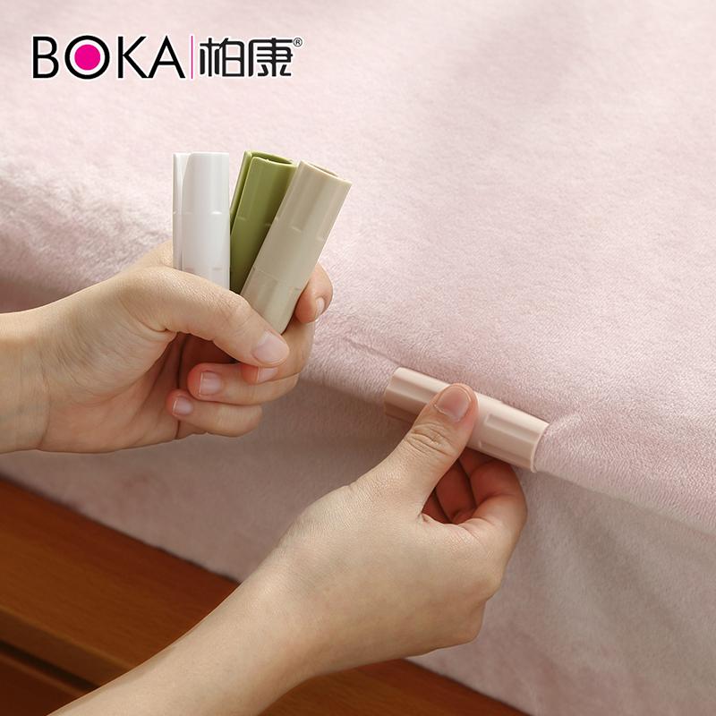 床单固定器被单被子防滑防跑夹子家用无针扣无痕沙发垫夹万能神器