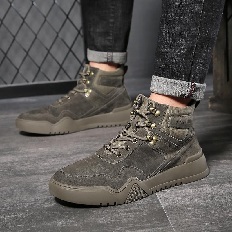 2021秋季新款马丁靴男高帮复古沙漠工装靴X3896-P230,商品下架区商品下架区,电商基地D309