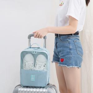 旅行鞋包鞋袋子装鞋子的收纳袋整理收纳包防尘袋家用鞋袋鞋套鞋罩