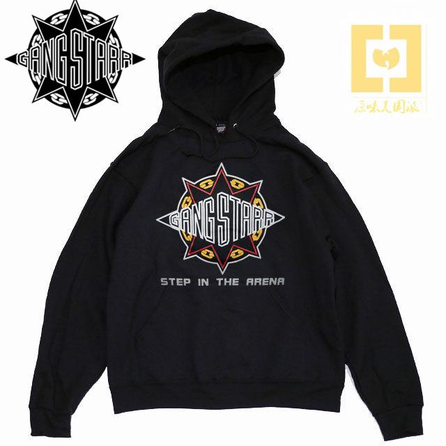 美国购!Gang Starr经典大码连帽卫衣 HipHop|说唱|街舞|DJ|BBOY图片