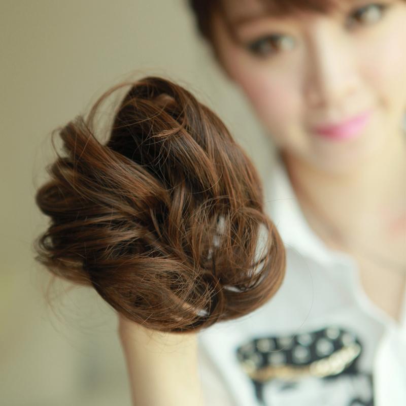 Extension cheveux - Chignon - Ref 227495 Image 4
