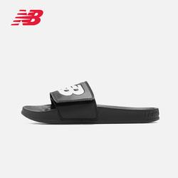 NewBalance NB官方女鞋拖鞋SWA200B1简约舒适运动拖鞋耐磨