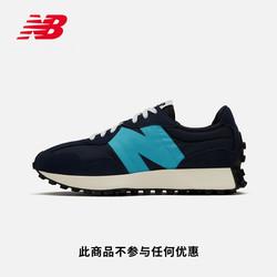 New Balance NB官方正品情侣款327系列MS327FD经典百搭复古休闲鞋