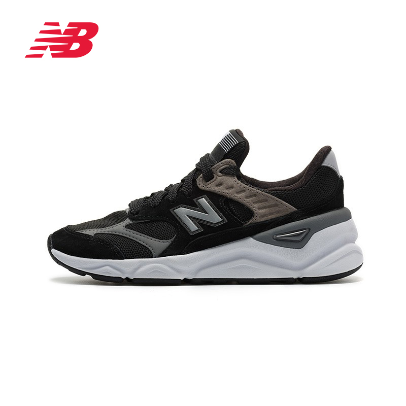 New balance NB official women's shoes casual shoes X90 series wsx90rlb Retro Running Shoes