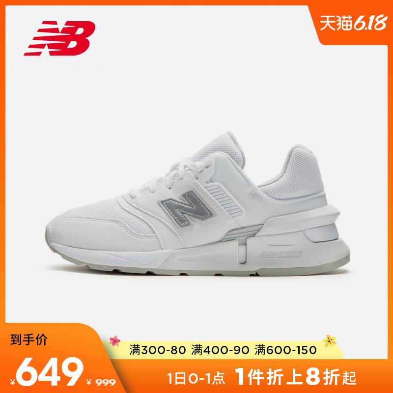 New Balance NB官方2020新款男款女款MS997LOL运动休闲鞋997S系列图片