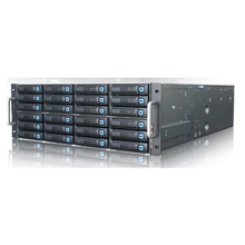BMDS3000-E36 Series 4U, 36-disk rack NAS IP-SAN and FC-SAN storage systems