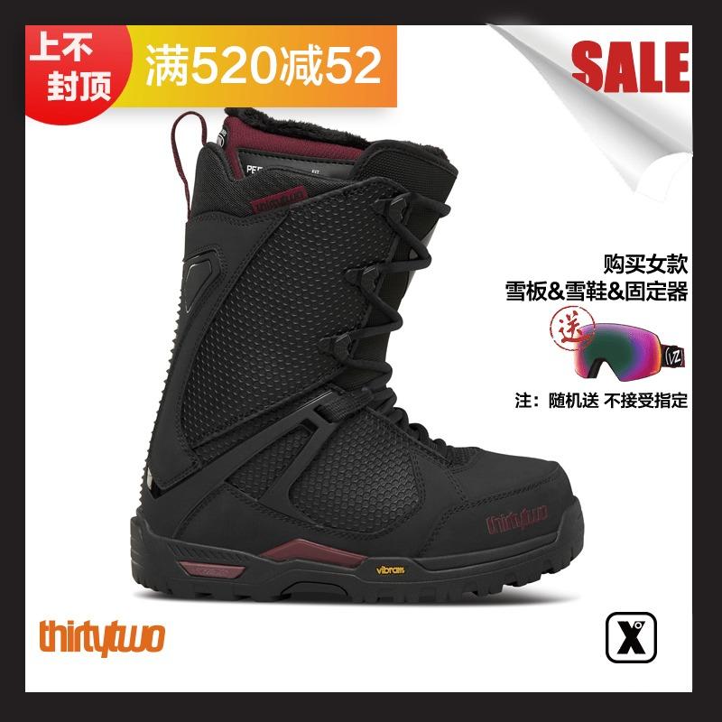 [EXDO] 17-18 THIRTYTWO один панель Лыжные ботинки женский TM-TWO XLT