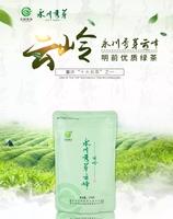 其它绿茶永川秀芽云峰100g复合袋装重庆特产清香嫩爽2021年春季茶