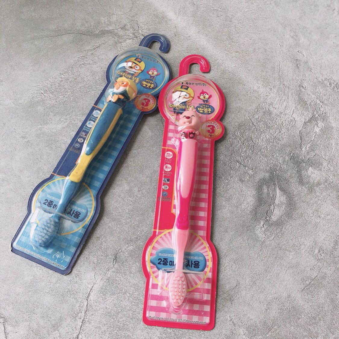 Зубная паста и щетки для детей Артикул 619940380549