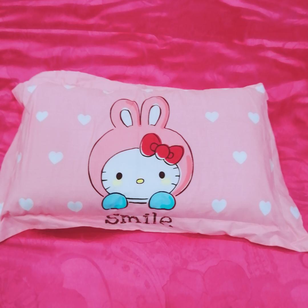 实体店现货儿童枕30X50cm全棉面料枕套加舒适枕芯厦门岛内即时送