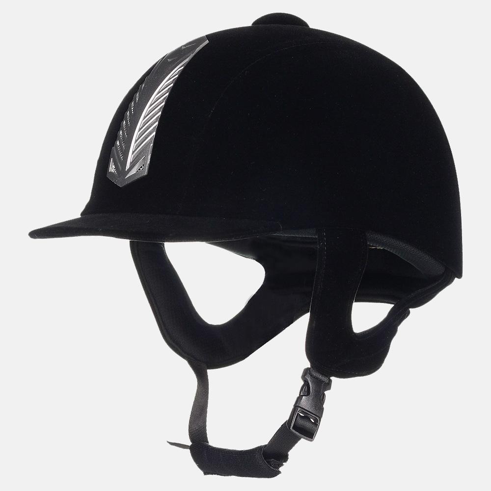 中國代購 中國批發-ibuy99 polo������ BRAMMO男女马术头盔儿童骑马帽子马盔马球帽马具装备用品绒面透气