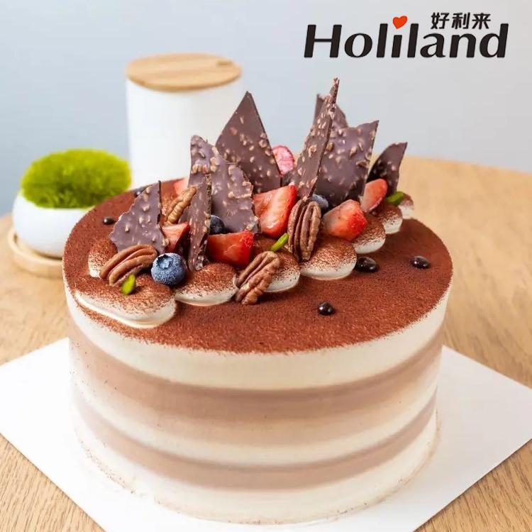 哈尔滨好利来蛋糕同城配送 摩卡巧克力