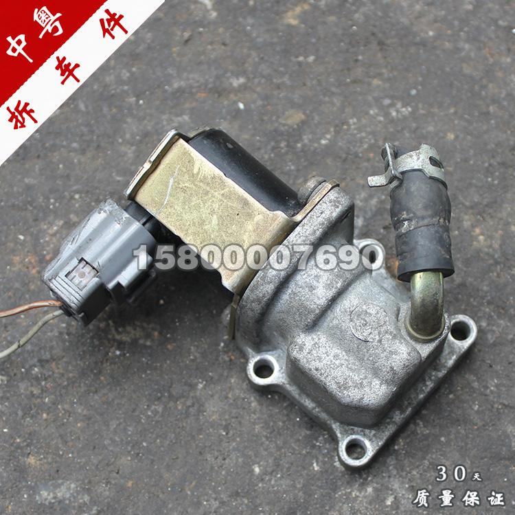 适配 福美来 323 普力马 1.8 怠速马达 台速电机 插头 FP 拆车件