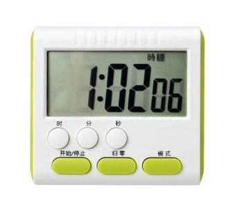 定时器计时器提醒器多功能便携式倒计时器电子计时器闹钟秒表