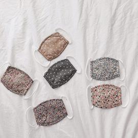 现货韩国儿童口罩纯棉透气 男童女童口罩宝宝婴幼儿儿童专用