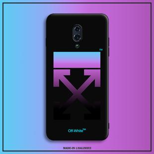 適用oppoReno3/2/Z/ace/Realme/X/5pro/Q手機殼offwhite小戰肖戰