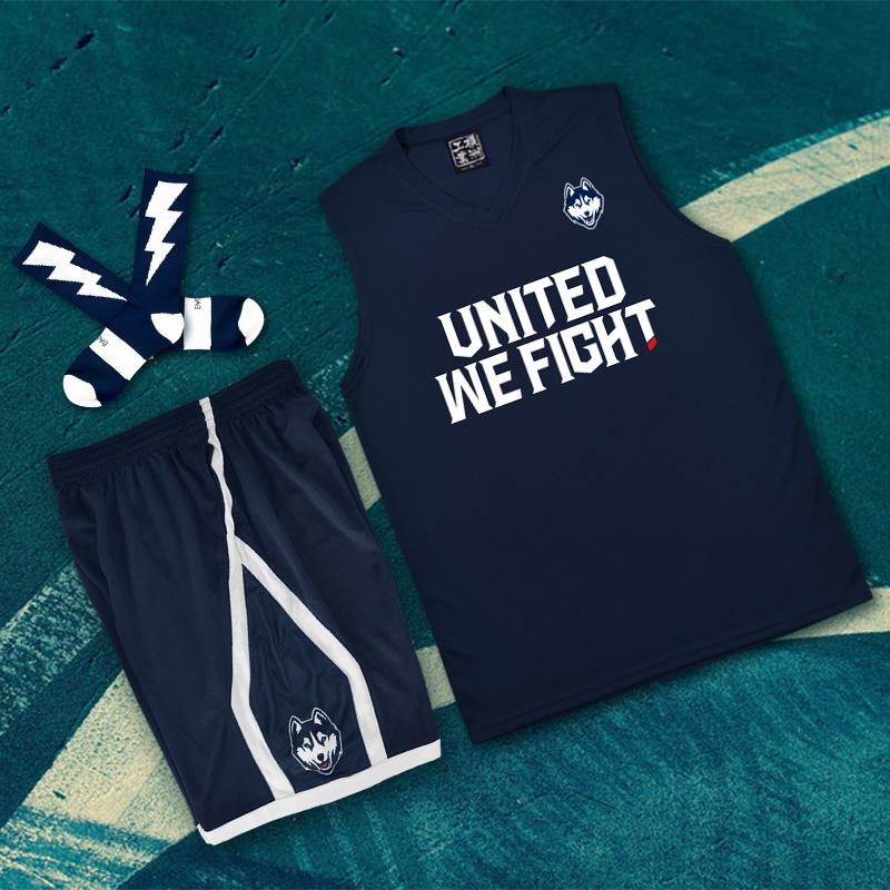 10-22新券SD大学灌篮高手篮球服套装定制街球男女街头篮球衣比赛队球衣训练
