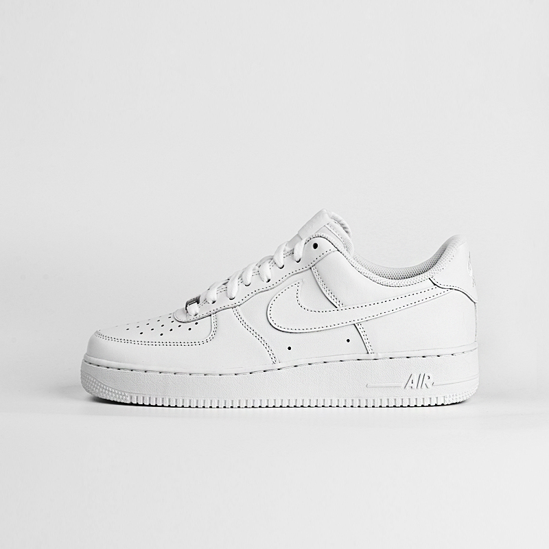 NIKE AIR FORCE 1 AF1空�一�男女夏季板鞋315122-111 315115