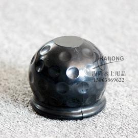 拖车球保护帽球头帽保护罩橡胶trailer rubber hitch ball cover