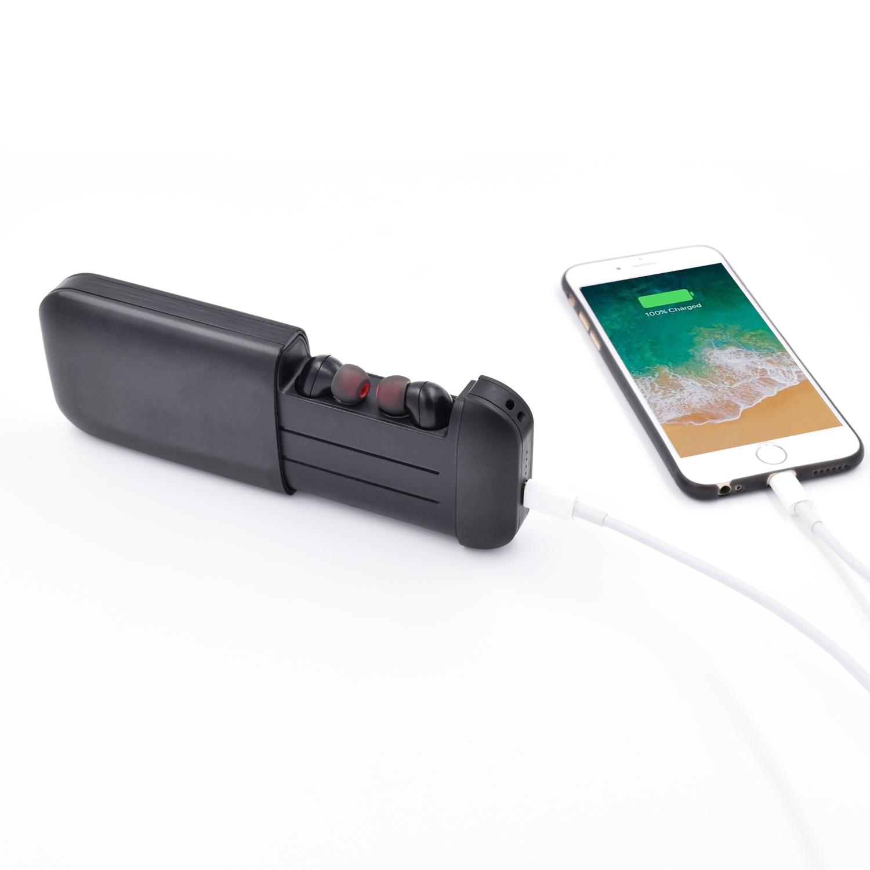 ORICORE B5耳塞式无线蓝牙耳机音乐便携智能降噪自动配对双耳通话