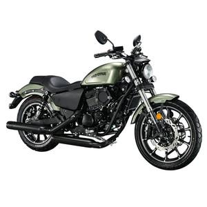国四义骑重机可上牌义骑V8哈雷883太子车摩托车整车V缸电喷旅行车