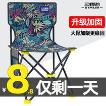 牛津布矮凳户外旅行靠椅大人配套卡通餐桌椅迷你便携式马扎靠背