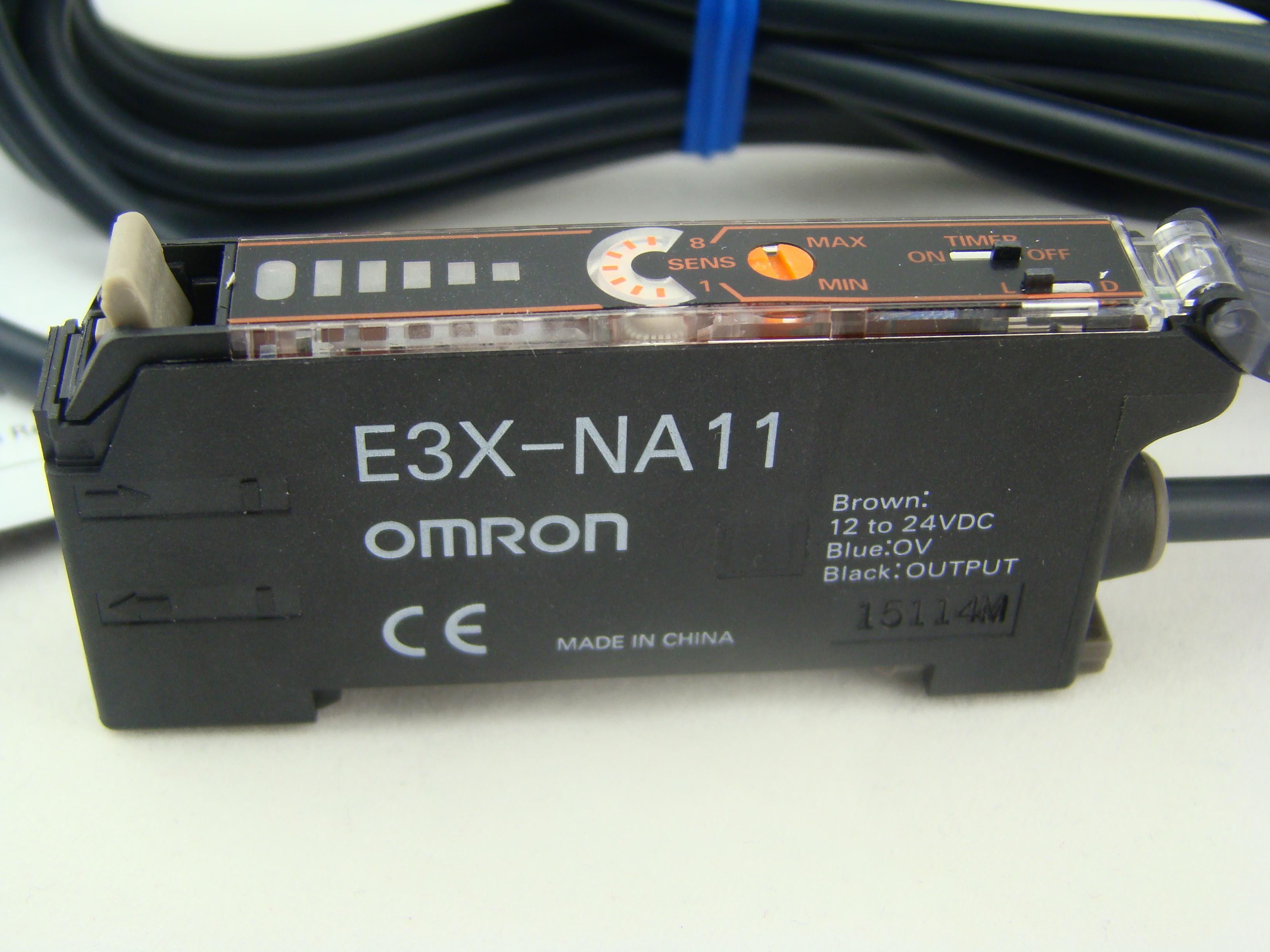 全新原装正品 光纤放大器 E3X-NA11