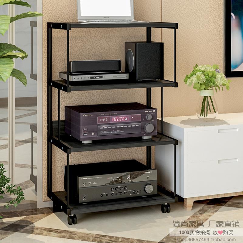 Усилитель стойки усилитель мощности шкаф аудио усилитель громкоговорителя съемный усилитель CD hifi оборудование кронштейн штатив