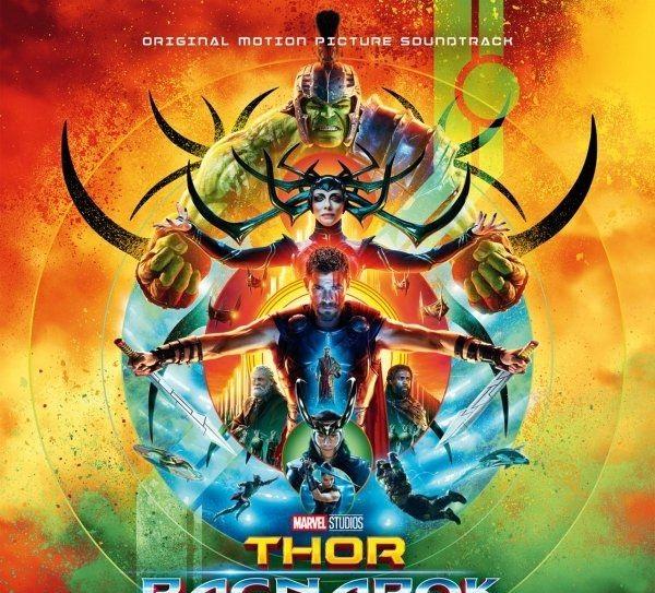 【音乐】原声大碟 -雷神3:诸神黄昏 Thor: Ragnarok