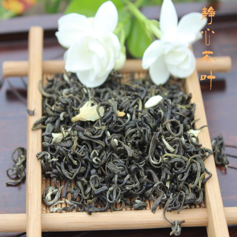 包邮500g花毛峰散装茶1新茶特级四川浓香型茉莉花茶2018茉莉花茶