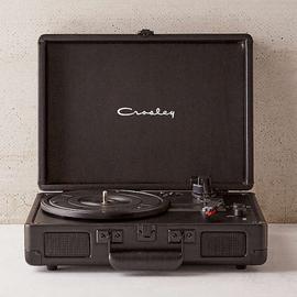 美国Crosley复古黑胶唱片机蓝牙唱机留声机便携欧阳娜娜礼物七夕图片
