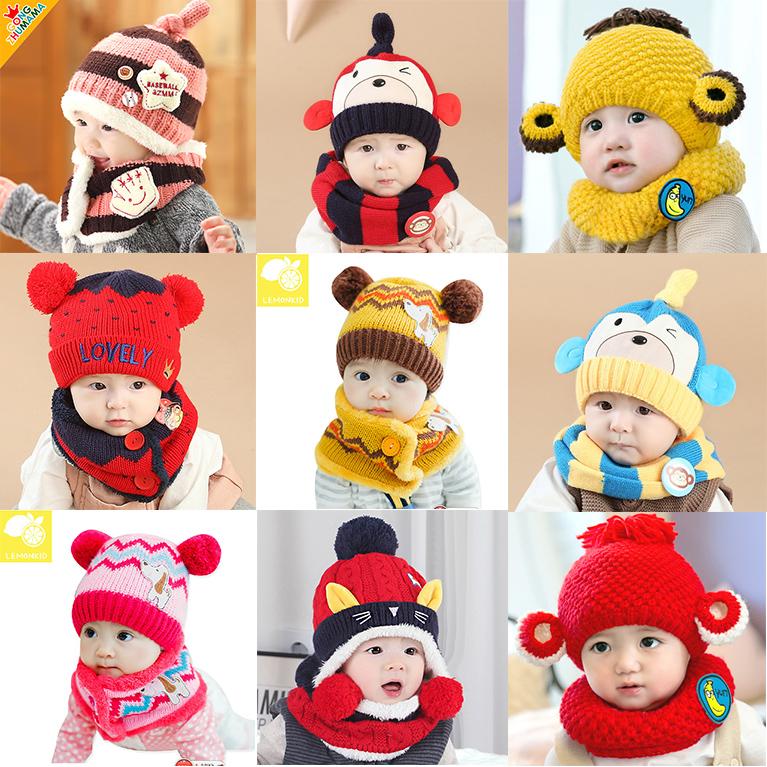 Ребенок шляпа осень и зима ребенок шляпа 6-12 месяцы мужской и женщины ребенок шляпа 0-1-3 лет счет шерстяную шапку волна