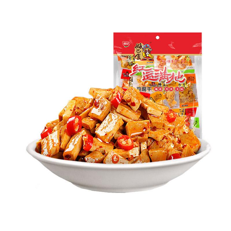 好巴食多口味混装400g南溪豆腐干