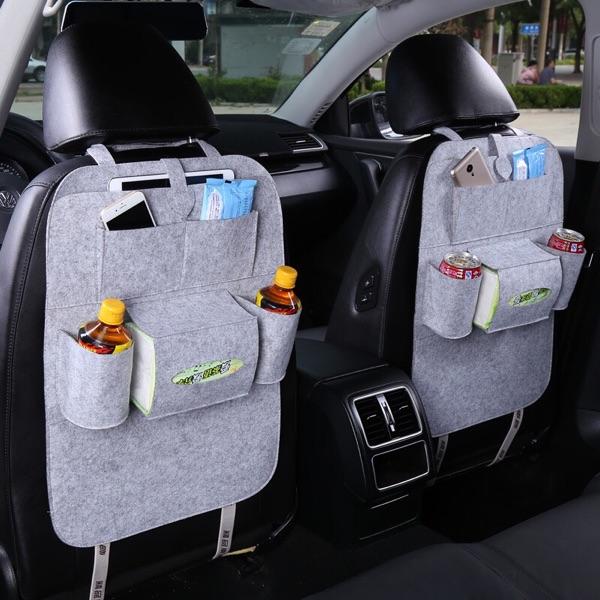 Автомобиль сиденье чистый черный мешок висит сумка автомобиль назад стенды мешок автомобиль статьи многофункциональный автомобиль хранение ящик