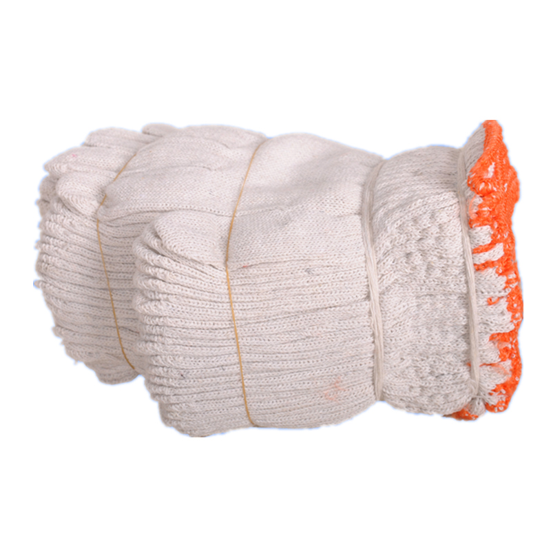 手套劳保劳动加厚棉工地干活线手套