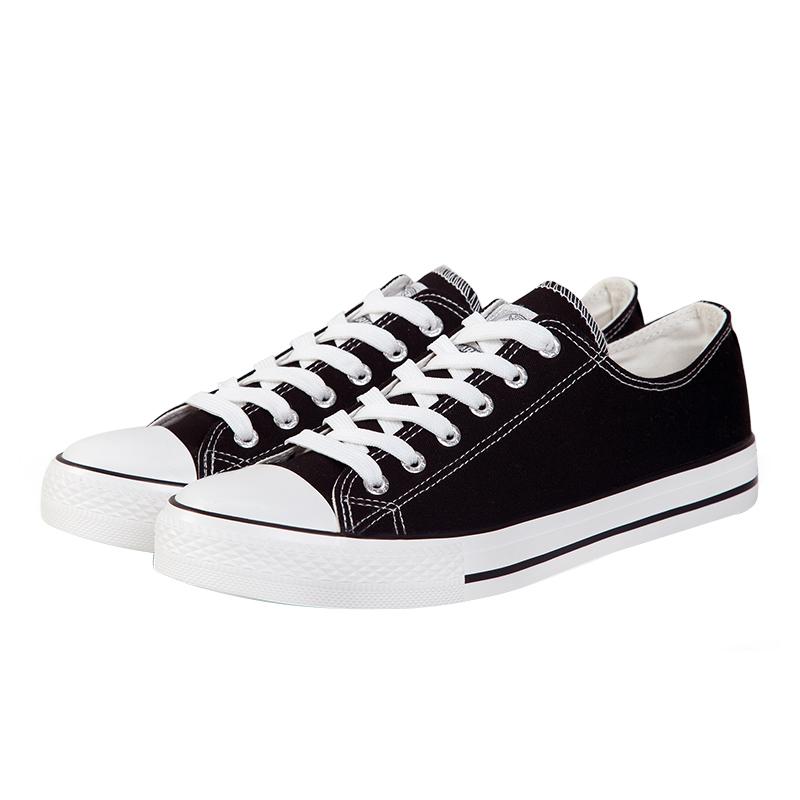 回力帆布鞋低帮女情侣款女鞋男鞋质量好不好