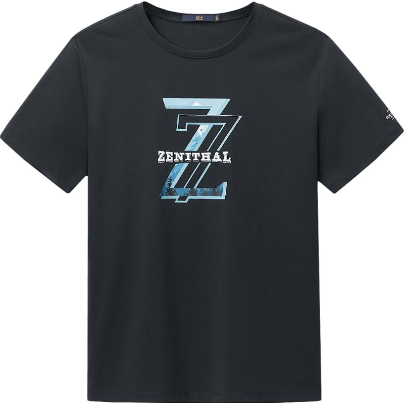 hla /海澜之家中间大字母印花 t恤好用吗