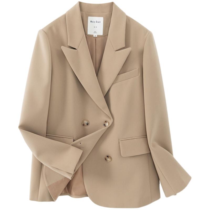 网红小西装外套小个子2021春秋新款质量如何