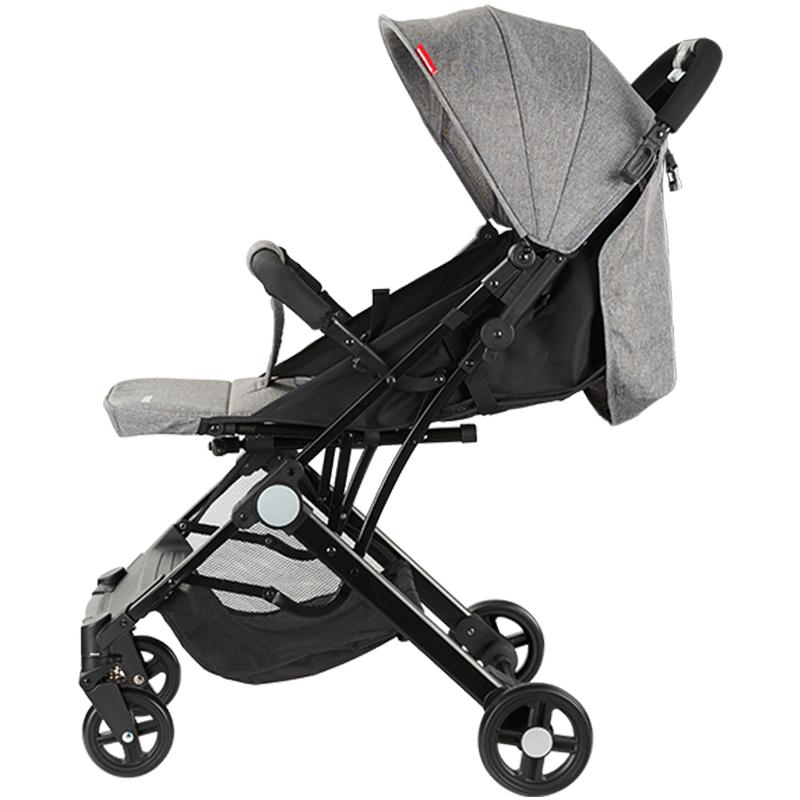 科巢手推车宝宝可坐可躺儿童伞车好用吗