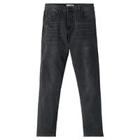 酷衣购男士潮流黑色水洗做旧牛仔裤性价比好不好