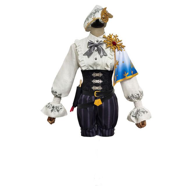 第五人格c服求生者画家黄金比例cos服游戏皮肤cosplay服装套装