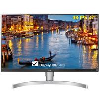 [官方旗舰店]LG 27UL650 27英寸4K显示器Hdr400高清设计后期IPS屏幕PS5游戏升降旋转护眼屏外接笔记本电脑