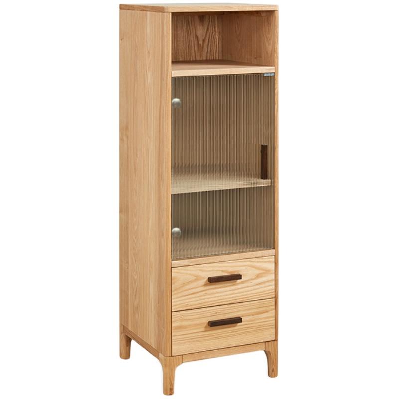 实木边柜北欧现代简约客厅电视柜能入手吗